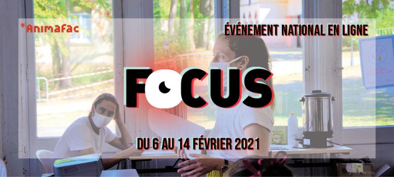 Focus d'Animafac 2021
