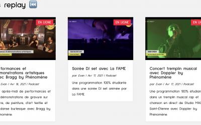 PHNMN Campus : visionnez les replays des animations !